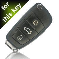 für Audi B7 Klappschlüssel