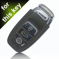 für Audi B8 Autoschlüssel