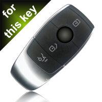 für Mercedes W205 Autoschlüssel