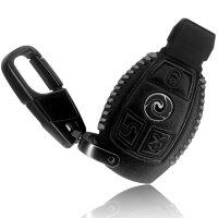Schlüssel Hülle Cover Leder passend für...