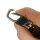 Schlüssel Hülle passend für Mercedes Benz Schlüssel Cover Typ-204 Leder  schwarz rot