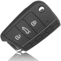 Schlüssel Hülle passend für VW Skoda SEAT...