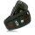 Schlüssel Hülle passend für AUDI Schlüssel Cover Typ-B7 Silikon schwarz-rot
