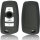 Schlüssel Hülle passend für BMW Schlüssel Cover Typ-B30 Silikon schwarz