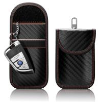 2 PACK Autoschlüssel Keyless Go Schutz RFID Funk...