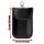 2 PACK Autoschlüssel Keyless Go Schutz RFID Funk Schlüssel Blocker Tasche Etui Hülle Carbon schwarz-rot